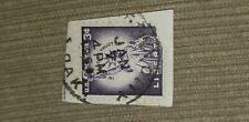 3 CENT LIBERTY STAMPS, USED - RARE!