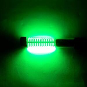 180 LED Underwater Fishing Light 12V Fish Attract Finder Lamp Lure Light 5m Cord