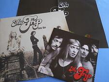 LP ITALIAN PROG THE TRIP - LIVE 72 - BOOK + POSTER - NUOVO