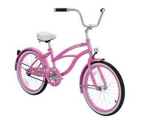 "Micargi JETTA-F Girls 20"" Beach Cruiser Bicycle Kids Bike Gift Different Colors"