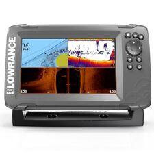 Lowrance HOOK2-7 GPS Plotter Fishfinder with Tripleshot Transom Mount Transducer