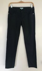 Wish 8 black pants very low rise cigarette style Wish The Label