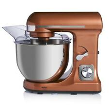 Copper Electric Food Stand Mixer 4.5L 1000W 6 Speed Dough Hook Whisk & More
