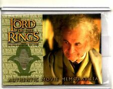 Lord of The Ring  Bilbo`s Rivendell Waistcoat  costume card