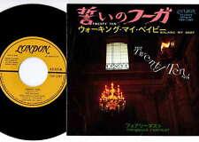 "Tinkabells Fairydust - Twenty Ten / Walking My Baby | 7"" Japan TOP-1287"