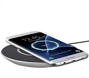 Belkin Boost Up 15W Qi Wireless Charging Pad - Silver