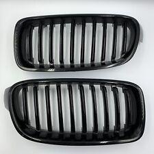 BMW F30 Series Kidney Grill - High Black Gloss