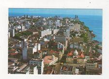 Brazil Salvador Vista Aerea da Cidade Alta Postcard 778a