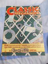 classic mechanics(2)RE Bullet/James/AMC500/BSA pre-unit/BSA Bantam/YDS7,TR2,R5/