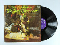 Walt Disney Presents The Great Composers (1967, LP, Disneyland ‎– 3968)