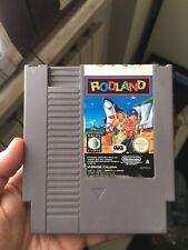 Rodland Nintendo Nes Pal A Versione Italiana GIG *RARO* ORIGINALE