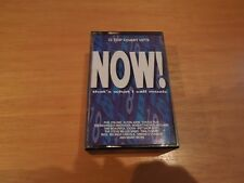 Now That's What I Call Music 18 RARE Double Cassette Album