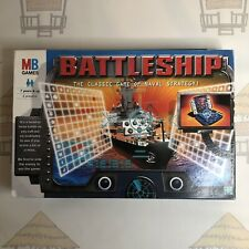 Battleship The Classic Game Of Naval Strategy MB Games 1999 - VGC & Complete