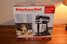 KitchenAid KSM150PSOB Artisan Series 5-Qt. Stand Mixer - Onyx Black