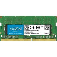 Crucial Memory 2666MHz CL19 8GB (8x1) DDR4 Laptop SODIMM Unbuffered Non ECC RAM