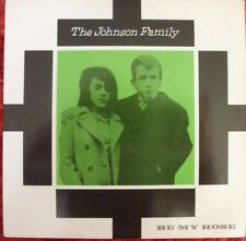 THE JOHNSON FAMILY BE MY ROSE 45 PSYCHOBILLY  THE METEORS TALL BOYS