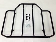 1984-17 harley tour pak pack luggage rack rear carrier ultra classic GLOSS BLACK