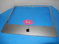 """GENUINE Apple iMac A1224 20"""" Aluminum LCD Front Bezel Cover 620-4334 TESTED"""