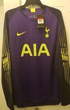 NWT $125 Nike Tottenham Hotspur Goalkeeper 2018/19 Home Jersey 919047-548 Sz L