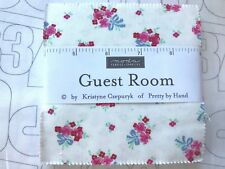 "Guest Room by Moda - fabric Charm Pack - 5""x 5""  squares - 100% Cotton"