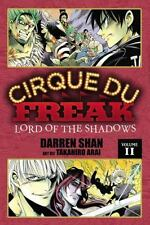 Cirque Du Freak: The Manga, Vol. 11: Lord of the Shadows-ExLibrary