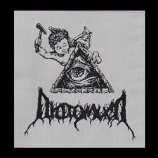 Lutomysl – Overcoming Babel - Aufnäher/Patch,KRODA,NOKTURNAL MORTUM