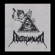 Lutomysl – Overcoming Babel-écusson/patch, Kroda, nokturnal mortum