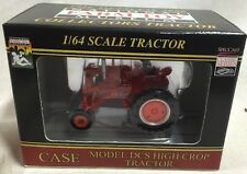SpecCast Case DCS High Crop tractor 2006 National Farm Toy Museum 1/64 NIB