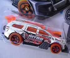NITRO Tailgater COLORED WHEELS HW 2016 Super Chromes 4/10 DHP67 New in SEALED