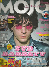 MOJO THE MUSIC MAGAZINE JUNE 2016 W/2 FREE PINK FLOYD ART PRINTS SEALED +CD