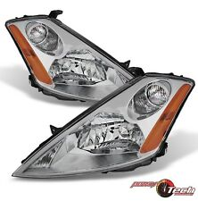 03-07 Murano Headlight Headlamp Halogen Head Light Lamp Left Right Side Set PAIR