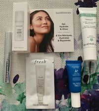 Anastasia Bate Minerals Fresh Ren Sunday Riley Brow Mask Cleanser Set Lot BN
