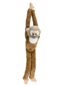 Hanging SQUIRREL MONKEY soft plush toy 20 inch/50cm long NEW