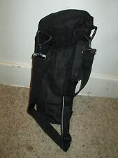 "Sunset 14"" Comfort Black Shoulder Bag Oxygen Tank Carrier B/M6 Cylinders #CSBM6"