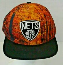Brooklyn Nets Mitchell & Ness Baseball Cap NBA Snapback Hat