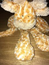 "JellyCat Giraffe Soft Toy 16"""