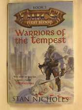 Warriors Of The Tempest : Orcs First Blood Book 3, Stan Nicholls, Very Good Book