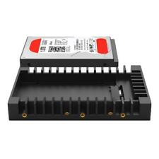 2.5 to 3.5 inch HDD Adapter Hard Drive Caddy SATA 3.0 HDD SSD Adapter Converter