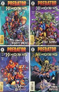 Predator: Xenogenesis #1 - #4 (1999) Dark Horse Comics  Set of 4