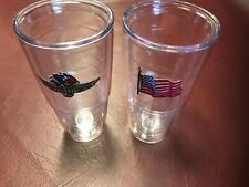 24 oz Tervis Tumblers / Indianapolis Motor Speedway & American Flag