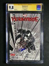 Venomverse #1 CGC 9.8 SS (2017) - Remastered Sketch Edition 1:2000 - S Lee