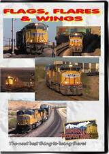 Flags Flares & Wings UP SD70M's Across the Southwest DVD NEW Highball NM AZ CA