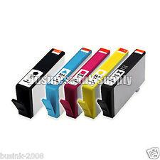 5 PACK 564XL 564 XL Ink Cartridge Set for HP PhotoSmart D7500 Series NEW CHIP