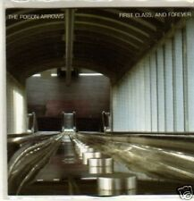 (506W) The Poison Arrows, First Class and Forever DJ CD