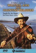 A Fiddler's Guide to Waltzes Airs and Haunting Melodies DVD Instructio 000641729