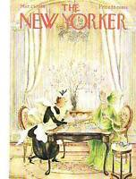 1959 New Yorker Mar 21 - Playing Cards with the Rich
