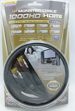 Monster Cable M1000HD 1 meter HDMI cable