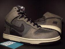 Nike Dunk Premium Hi UNDFTD SP UNDEFEATED BALLISTIC GREEN LODEN OLIVE BLACK 9.5
