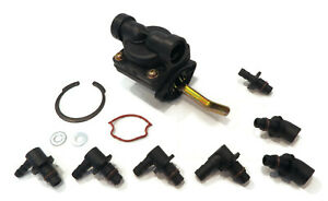 Fuel Pump with Fittings for Kohler Speedex Tractor 20 HP (14.9 kW) M20-49532
