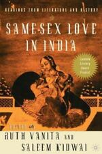 Same-Sex Love in India: Readings in Indian Literature (Paperback or Softback)